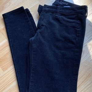 American Eagle Corduroy Sz 4, Extra Tall Jeggings